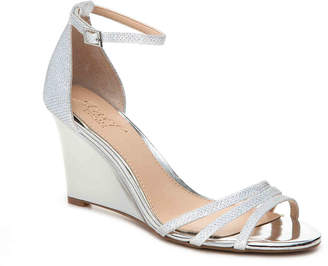 Badgley Mischka Antonette Wedge Sandal - Women's