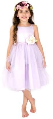 Us Angels Tulle Ballerina Dress