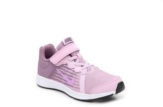 Nike Downshifter 8 Toddler & Youth Running Shoe - Girl's