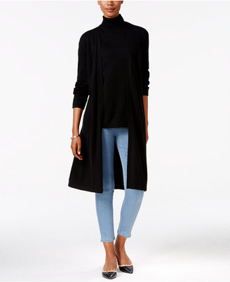 Charter Club Cashmere Duster Cardigan, Only at Macy's $199 thestylecure.com