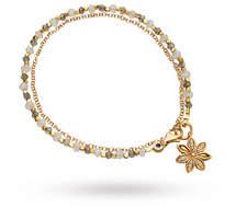 Astley Clarke Labradorite Star Anise Biography Bracelet