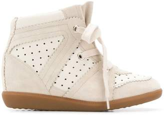 Isabel Marant wedge trainers