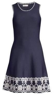 Shoshanna Caterina Sleeveless Dress