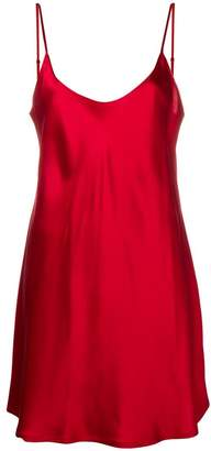 La Perla camisole dress