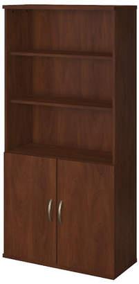 Bush Business Furniture Series C Elite 5 Shelf Standard Bookcase