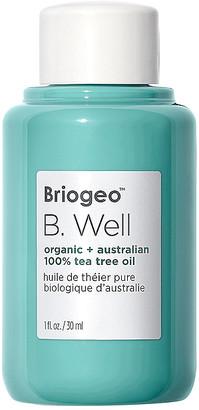 Briogeo B. Well Organic + Australian 100% Tea Tree Oil