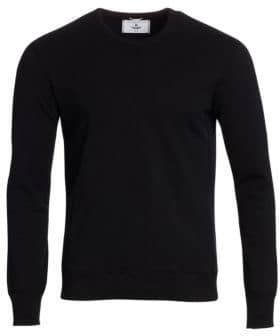 Reigning Champ Cotton Crewneck Pullover