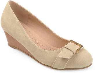 Journee Collection Graysn Wedge Pump - Women's