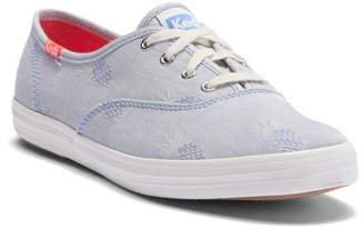 Keds Champion Pineapple Chambray Sneaker
