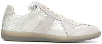 Maison Margiela woven Replica sneakers