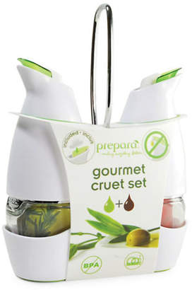 Prepara Gourmet Cruet Set