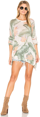Show Me Your Mumu Bonfire Sweater in Day $145 thestylecure.com