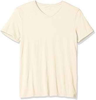 Slate & Stone Men's Bruce Short-Sleeve Supima Cotton V-Neck Tee Shirt
