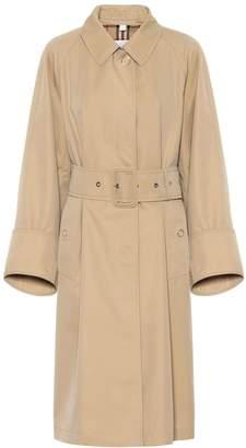 Burberry Cotton gabardine coat