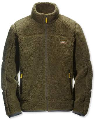 L.L. Bean L.L.Bean Mountain Pile Fleece Jacket