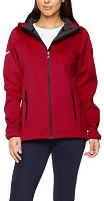 Trigema Women's Softshell-Kapuzen-Jacke Jacket,L