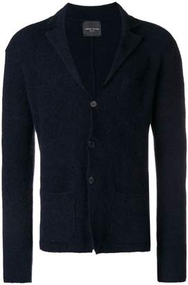 Roberto Collina button fitted cardigan
