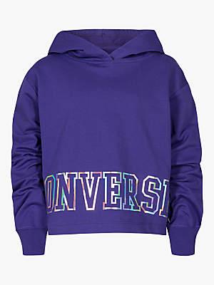 Converse Sweatshirts For Girls - ShopStyle UK a725279d71c02