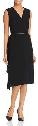 Max Mara Robin Sleeveless Belted Dress