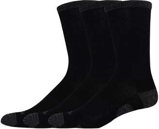 Dockers Men's 3-pack Dynamic Temperature Management Performance Crew Socks