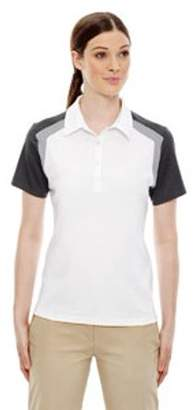 Ash City Extreme City - Extreme Ladies' Edry Colorblock Polo