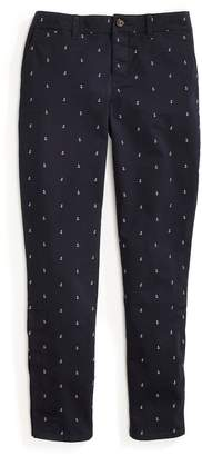 Tommy Hilfiger Anchor Print Stretch Slim Chino
