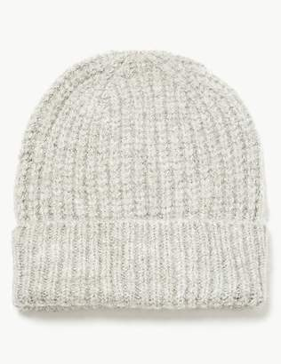 Marks and Spencer Spongy Beanie Hat