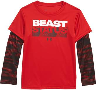 Under Armour Beast Status Graphic T-Shirt