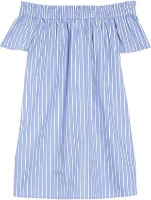 Scotch R'Belle Stripe Off the Shoulder Dress