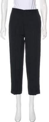 Jean Paul Gaultier Mid-Rise Straight-Leg Pants