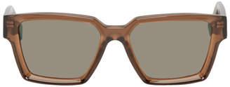 VIU Brown The Savage Sunglasses