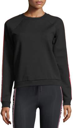 The Upside Star Bound Long-Sleeve Crewneck Sweatshirt