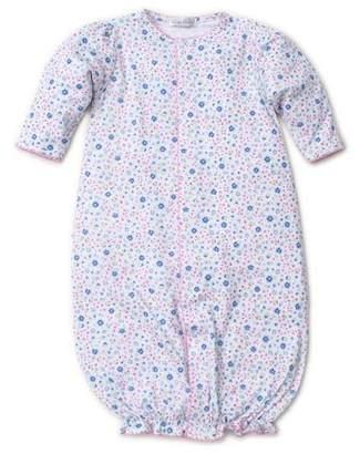 Kissy Kissy Garden Treasure Printed Convertible Sleep Gown, Size Newborn-Small