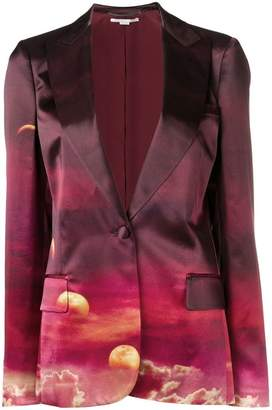 Stella McCartney Sunrise print jacket