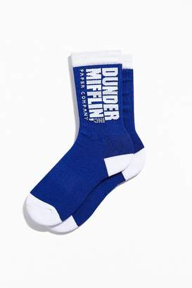 Urban Outfitters The Office Sport Crew Sock