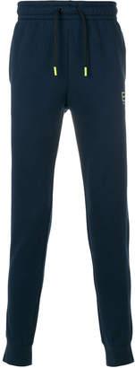 Emporio Armani Ea7 fitted track trousers