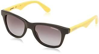 Carrera CHILD's CARRERINO 10 Rectangular Sunglasses, GREY YELL