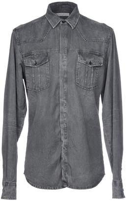 Pierre Balmain Denim shirts - Item 42676625VN