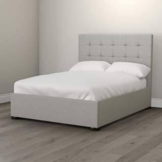 The White Company Charlton Tweed Bed