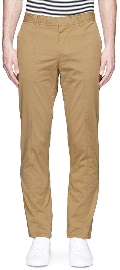 Paul SmithPS by Paul Smith Stitch cotton chinos