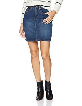 Dickies Women's Perfect Shape Denim Skirt