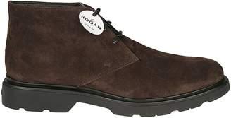 Hogan Desert Derby Shoes