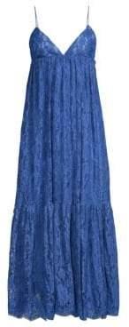 Michael Kors Tierred V-Neck Camisole Dress