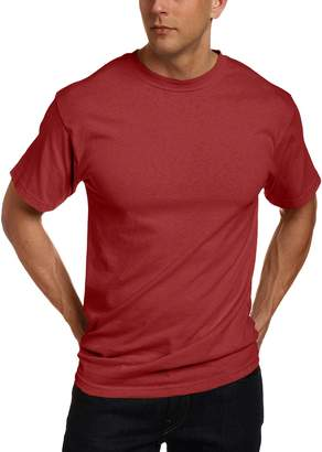 MJ Soffe Soffee Men's Classic 100% Cotton Short Sleeve T-Shirt