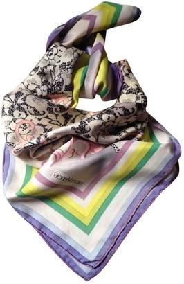 Gianni Versace Vintage Multicolour Silk Silk handkerchief