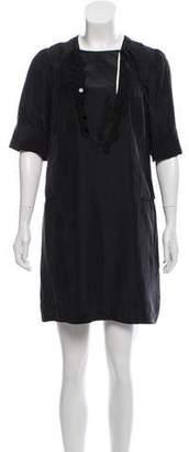 Mayle Maison Silk Mini Dress