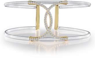 Lafonn Simulated Diamond Cuff