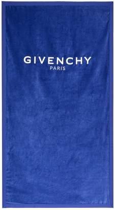 Givenchy (ジバンシイ) - Givenchy ロゴ タオル