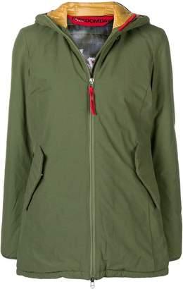 Freedomday short hooded coat