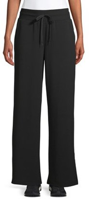 Athletic Works Women's Athleisure Wide Leg Pant